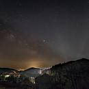 Milky way,                                Miroslav Horvat