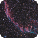 NGC6992 - the eastern veil nebula,                                Gianni Cerrato