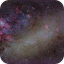 Large Magellanic Cloud,                                Miles Zhou
