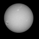 Sun Calcium, November 25, 2020,                                Ennio Rainaldi