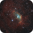The Bubble, NGC 7635,                                gmeyer