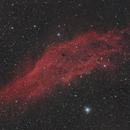 NGC1499 (California Nebula),                                Martin Magnan