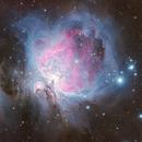 Orion Nebula M42,                                Piotr Zyziuk