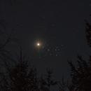 Venus & M45,                                Sergei Sankov