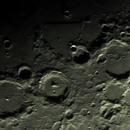 Moon. First light of ASI 120MC!!. U.L. to B.R.: Rupes recta, Alphonsus, Alpetragius, Arzachel, Purbach and Regiomontanus.,                                Juan Pablo (Obser...