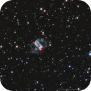 M76 in HaL-RVB,                                Le Mouellic Guill...