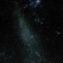 Große Magellanische Wolke NGC 2055,                                Stefan Baumgartner