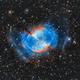Dumbbell and/or Apple core nebula, M 27, NGC 6853,                                Ricardo Pereira