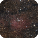 NGC 6823,                                astronono