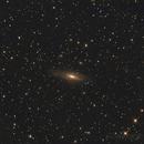 NGC 7331,                                JachBlak
