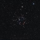 Open Cluster ngc6885,                                Rino