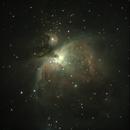 Messier 42. Test Apo110+ASI533mcpro,                                Günther Eder