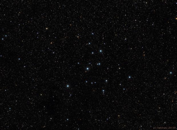 M39 - Galactic Cluster,                                Elvie1