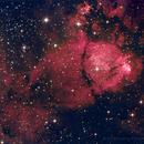 NGC 896- IC 1795 color,                                PGU (Giuliano Pinazzi)