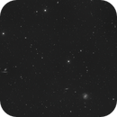 NGC 4321 and Friends,                                APshooter
