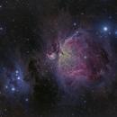 M42 The Orion Nebula,                                UTSI Observatory
