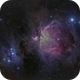 M42 The Orion Nebula,                                UTSI Observatory