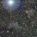 Gamma Cas Nebula  IC63, IC59,                                Ray Heinle