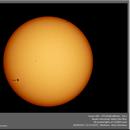 Sun in false color,                                Koen Dierckens