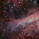 Swan Nebula  Omega Nebula (M17) Core,                                TSquasar