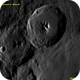 A closeup of Theophilus and Cyrilus,                                Astroavani - Ava...