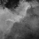 Cygnus Wall H-alpha,                                Andrew
