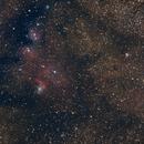 M8 Lagoon nebula,                                Veljko Petrović