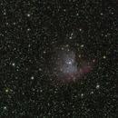 Pacman nebula (a widefield look at NGC 281),                                Ian Dixon