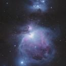 M42 Orion Nebula,                                Alan Taylor