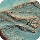 Steep Slopes of Hebes Chasma,                                Connor Matherne