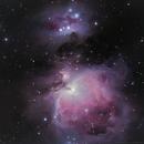 M42 and M43,                                Gary Imm