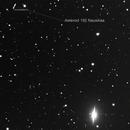 Asteroid 192 Nausikaa Near M104,                                John Richards