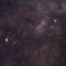 Sagittaire de M8 à M16,                                Didier C