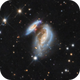 UGC 12914/5 (Taffy Galaxies),                                DetlefHartmann