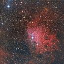 IC 405 Flaming Star,                                Michael83