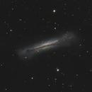 "NGC 3628 - C11 - HyperStar - Asi 183mm-C - Live Stacking - 120 x 30"",                                Alain-Bouchez"