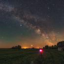 May Milky Way,                                Łukasz Żak