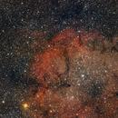 IC1396 Mu cephei nebula complex,                                Frigeri Massimiliano