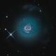 NGC 7662 La boule de neige dans sa bulle.,                                Jeffbax Velocicaptor