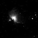 M 42 Orion Nebula,                                astronomiser