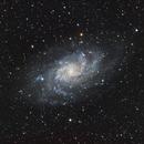 M33 Triangulum Galaxy,                                Geitemans
