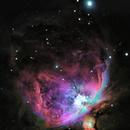M42 - navigating the Orion Nebula,                                Tom Gray