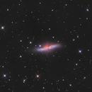 M82 - The Cigar Galaxy,                                Olivier Meersman