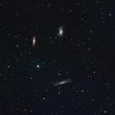 M66 With Friends - RGB,                                John Massey