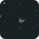 NGC 4567 - Butterfly Galaxies,                                Kyle Pickett