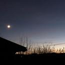 Moon, Saturn-Jupiter conjunction,                                Wanni