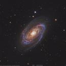 M81 Bode Galaxy,                                Sylvain Lefebvre