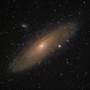 M 31,                                Roberto García