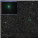 Finally, moonlight has left for better Imaging Comet C/2020 R4 ATLAS in Aquila,                                Dan Bartlett