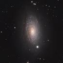 M 63 The Sunflower Galaxy,                                Henrik